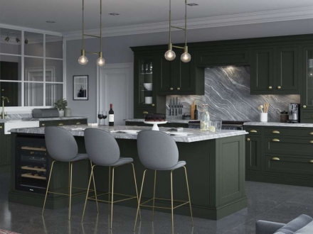 Belgravia (Deep Forest) - Kitchen Stori