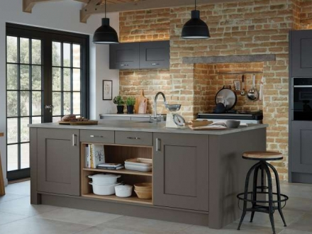 Clonmel (Lava & Graphite) - Kitchen Stori