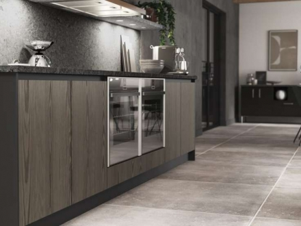 Kelso (Truffle Grey (Stained)) - Kitchen Stori