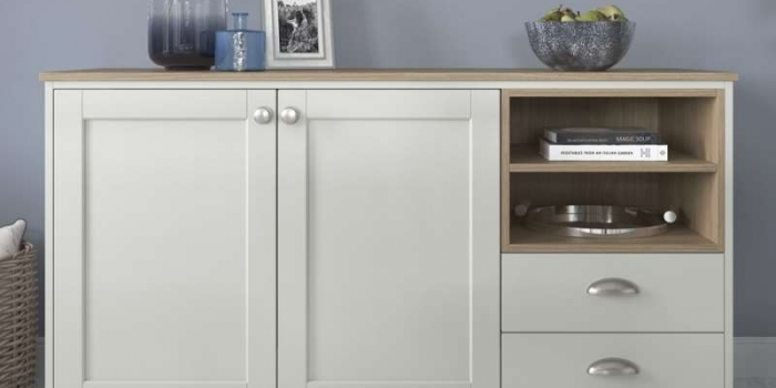 Dawson (Light Grey) - Kitchens Stori