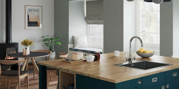 Madison (Porcelain & Marine) - Kitchen Stori