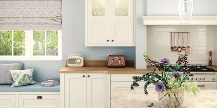 Wakefield (Porcelain & Pantry Blue) - Kitchen Stori