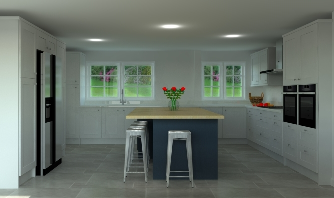 Luxury Kitchen Designs In Gloucester